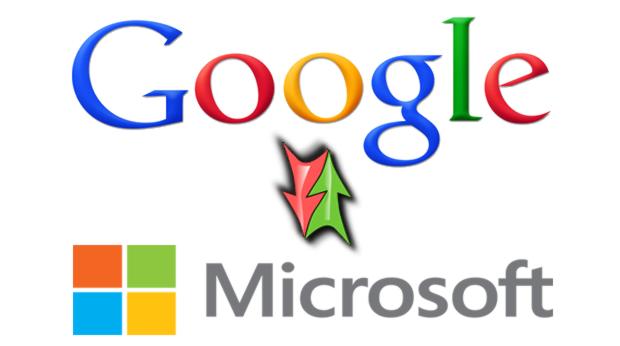 googlevsmicrosoft