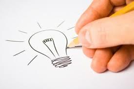 Ideia no papel